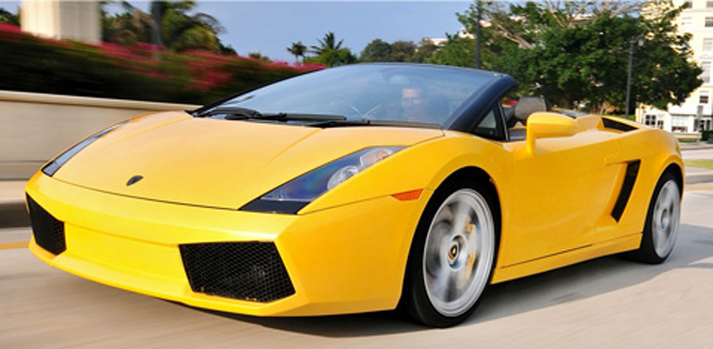EXOTIC CAR RENTAL DUBAI
